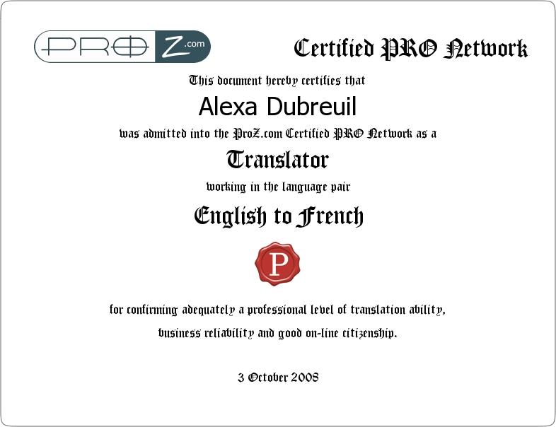 AlexaDubreuil_Proz_pro_certificate_58305.jpg